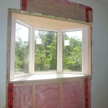 Kitchen Window Added