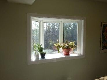 Kitchen Window Finished
