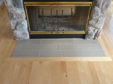 Hard floor and tilework
